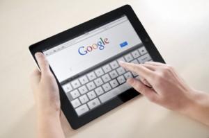 Google.com domain name