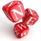 dice representing new domain names