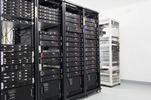 Servers of webhost